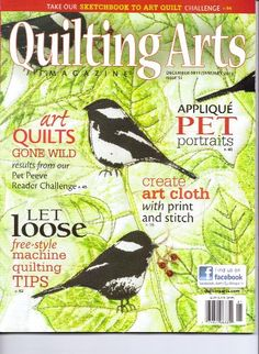 QUILTING ARTS Magazine. #54. Dec/Jan 2012/ « Library User Group