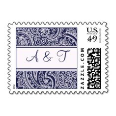 >>>Order          	Monogram Postage Template - Navy Paisley           	Monogram Postage Template - Navy Paisley We have the best promotion for you and if you are interested in the related item or need more information reviews from the x customer who are own of them before please follow the link ...Cleck Hot Deals >>> http://www.zazzle.com/monogram_postage_template_navy_paisley-172996558140186247?rf=238627982471231924&zbar=1&tc=terrest