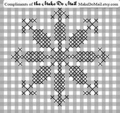 CorgiPants: Chicken Scratch Pattern #3