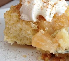 the news style of food: MOM'S APPLE CAKE