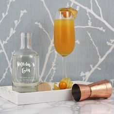 I've just found Mum's Funny Reason You Drink Alcohol Glass Decanter. Have you driven Mum, Nan or a best friend to drink? Our personalised 'Reason You Drink' glass decanter makes the perfect gift this Mothers Day. £24.00