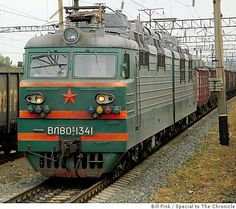 trans siberian railroad. One day I'll travel by train from one world to the next!