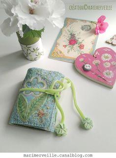 Carnet couture Jardin imaginaire d'Alice - Marimerveille2