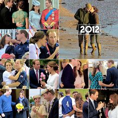Prince William and Kate Middleton wedding anniversary: 5 years of marriage in pictures