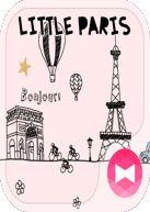 Cute Theme-Little Paris - https://apkfd.com/cute-theme-little-paris/