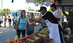 """""""El mercado en tu barrio"""" estará mañana en Campana"""