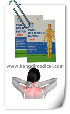 Chinese Kangdi OEM direct factory pain relief patch for back pain , leg pain, neck pain and other kinds of symptoms. If you have any questions , ask me as soon as possible !