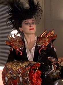 Cruella DeVil. Costume Designer Anthony Powell | costume log ...