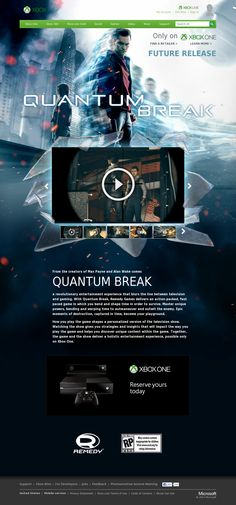 Website 'http://www.xbox.com/en-US/xbox-one/games/quantum-break' snapped on Snapito!