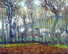 Village of Giverny - Theodore Earl Butler