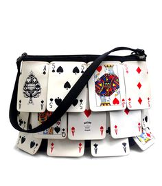 MOSCHINO PLAYING CARDS BAG – London Agent International