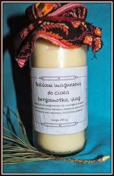 MagiczKa: Szyszkowy balsam magnezowy