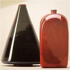 Carlo Scarpa Phillips New York Carlo Scarpa, Vintage Pottery, Pottery Art, Design Elements, Design Art, Pots, Outdoor Living, Indoor Outdoor, Venetian Glass