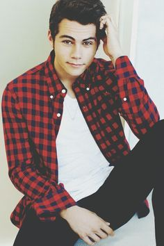 Dylan O'brien. He had to be my first pin for this board.