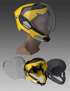 ENder's Game helmets