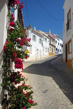 Lagos - Portugal. The paths here are amazing. All the readings been hand done many years ago