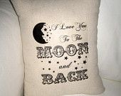 You Are My Sunshine Pillow Baby Room by frenchcountrydesigns