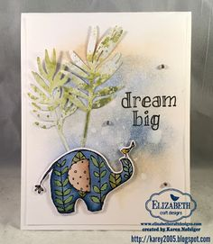 Craftily Yours: Dream Big!
