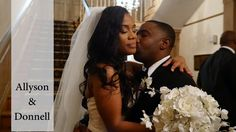 Allyson & Donnell's Wedding Highlights