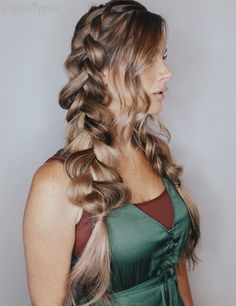 Unique 2018 Look of Double Dutch Braids Hairstyle for Long Hair Shaved Side Hairstyles, Dread Hairstyles, Hairstyles With Bangs, Braided Hairstyles, Haircuts, Men's Hairstyles, African Hairstyles, Long Hair Wedding Styles, Elegant Wedding Hair