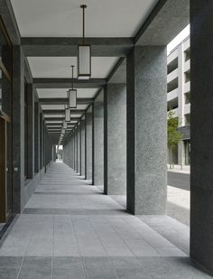 Gallery - Richtiring Office Building / Max Dudler - 3