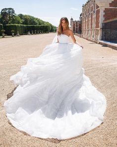 Isadora gown⚜️ ——————— #millanova #weddingdress #wedding #millanovabride #bridalgown #brides