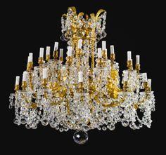 baccarat ||| lighting ||| sotheby's n08893lot6f3qpen