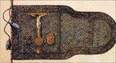 Stendardo di Lepanto di Don Giovanni d'Austria