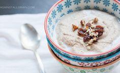 » Banana Nut Porridge Against All Grain – Award Winning Gluten Free Paleo Recipes to Eat Well & Feel Great