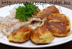 Dödölle laskabombával Baked Potato, Vegetarian Recipes, Food Photography, Cheese, Baking, Hungary, Ethnic Recipes, Folk, Bakken
