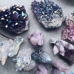 #crystals // skulle bare lige have et nyt billede.