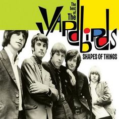 The Yardbirds - left to right: Jeff Beck, Kevin McCarty, Chris Dreja, Jimmy Page, and Keith Relf. 1966