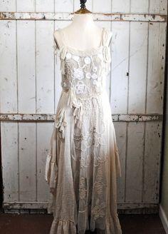<3  Vintage lace dress