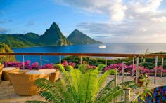 Jade Mountain Resort, St. Lucia