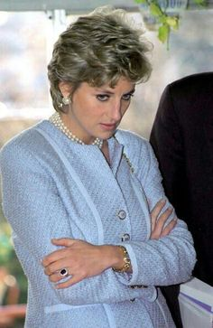 NOT A HAPPY MOMENT IN DIANA'S SHORT LIFE...............ccp