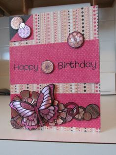Birthday Card (Hot off the Press)
