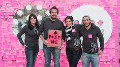 Team Post-Me By Lucas Fernandez