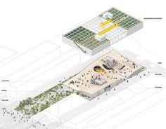 brazilian pavilion proposal for milan expo 2015 by be.bo + mira