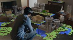 Las #HoloLens de #Microsoft funcionarán con aplicaciones para #Windows10