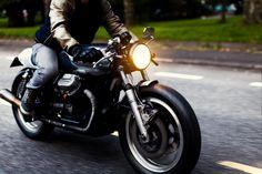 Moto Guzzi, Cafe Racer