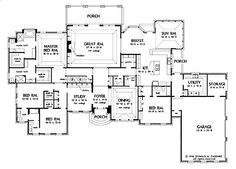 Merveilleux The Avery House Plan Images   See Photos Of Don Gardner House Plans