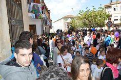 01 - Cercavila Trobades d'Escoles en Valencià 2013 a Pedreguer (112) Foto: laveupv.com