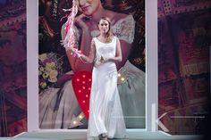 Ritva Westenius Garland Wedding Dress at The Wedding Fair April 2015