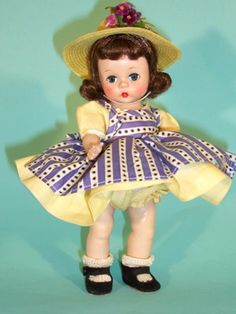 Shoes to Match Meg/'s Picnic Dress Outfit 16/'/' Doll by Madame Alexander