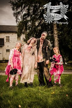 zombie wedding, Halloween