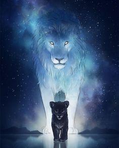 1000 Shades of Color and Beauty: foto Tier Wallpaper, Cute Cat Wallpaper, Wolf Wallpaper, Animal Wallpaper, Lion King Drawings, Lion King Art, Lion Art, Fantasy Kunst, Fantasy Art