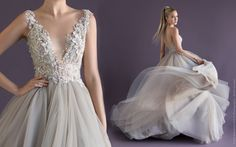 2014 AW Couture | Paolo Sebastian What a Gorgeous Gown, this is my fav of this collection #GG #WeddingDress