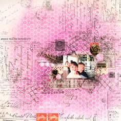 Layout by Tusia Lech for Words&Paintery DT