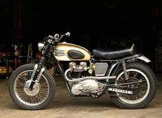 Classic Triumph Tracker