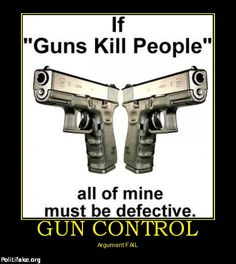 Funny and or stupid signs about guns. Funny signs about the second amendment. Funny signs and quotes about gun control. Airsoft, Rebel, Gun Humor, By Any Means Necessary, Pro Gun, Gun Rights, Violent Crime, Fire Powers, Thing 1
